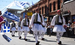 Greek Independence Parades Held in Three U.S. Cities