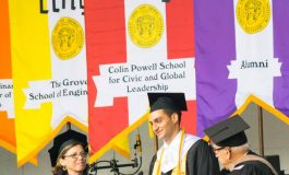 A Greek American Valedictorian inspires First Lady's last Commencement Address