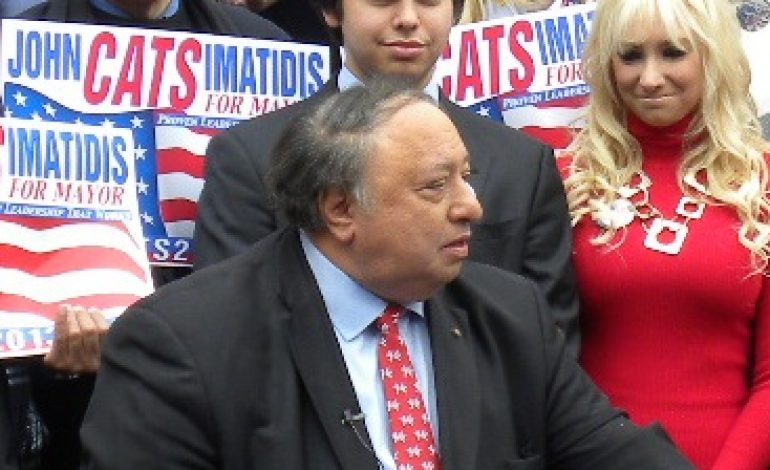 John Catsimatidis: From Nisyros  to the top  of the world  in Manhattan