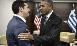 Obama - Tsipras discussed  refugee crisis, debt & Cyprus