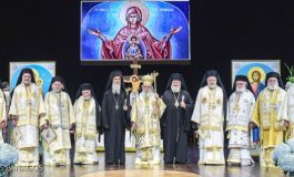 """The 43rd Biennial Clergy-Laity Congress Begins in Nashville with Divine Liturgy - """"You are the voice of Christ in a changing world"""""""