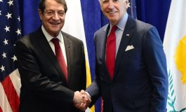 Anastasiades - Biden discuss Cyprus issue, bilateral ties and energy