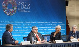 Great Expectations for Greece at the Annual Meetings of the IMF and the World Bank