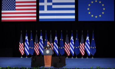 The historic speech of President Obama to the People of Greece at Niarchos Foundation Cultural Center