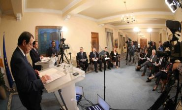 Despite the disappointment, President Anastasiades vows to work for the resumption of Cyprus talks