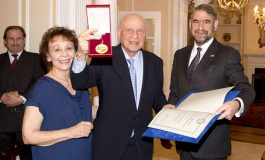 Gene Rossides  Honored by Republic of Cyprus for Exceptional Service