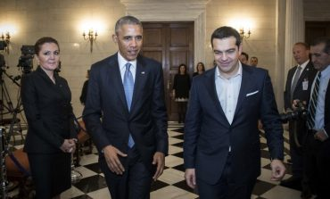 Remarks by President Obama and Prime Minister Alexis Tsipras of Greece in Joint Press Conference at  Maximos Mansion, Athens, Greece