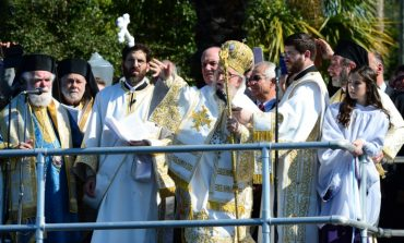 2017 Epiphany Celebration in Tarpon Springs, Fla, draws thousands of Greek Orthodox