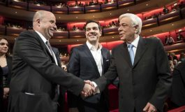 The Stavros Niarchos Foundation formally handed  over the Cultural Center (SNFCC) to the Greek State