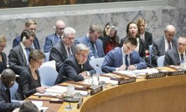 Russia asks for Security Council guarantees on Cyprus, inclusion of UN SC members in the discussions of the political solution