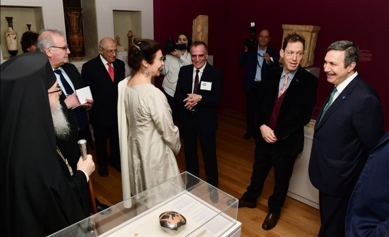 """Onassis Center Exhibition: A World of Emotions, Ancient Greece, 700 BC – 200 AD"""""""