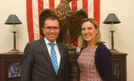 Eide holds meetings with U.S. officials in Washington