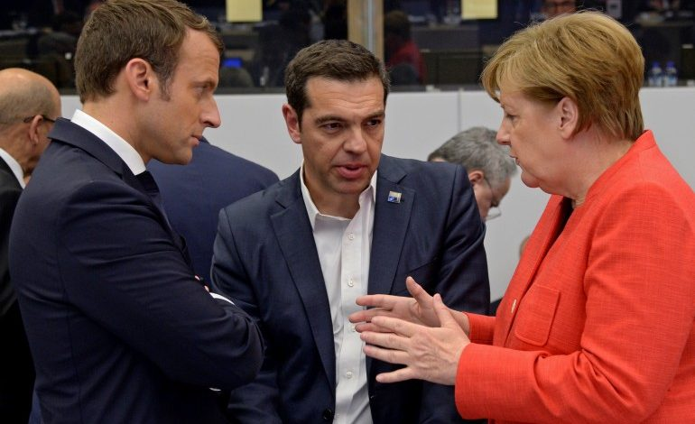 Greece debt talks remain fraught as IMF and Germany are apart