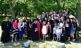 Hellenic College - Holy Cross 75th Commencement Ceremony