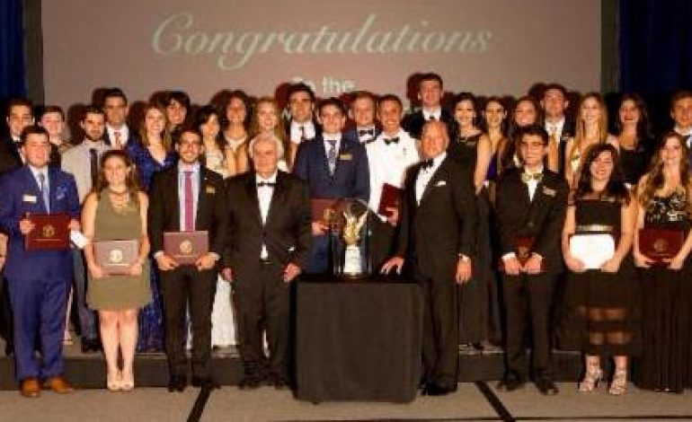 The 2017 Panhellenic Scholarship Foundation's Awards Ceremony & Gala  is an Incredible Success!