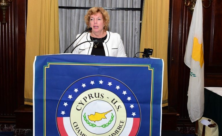 US Ambassador points to Turkey's pivotal role on security and territory chapters