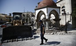 Greek Americans  & Greek Canadians caught by the earthquake in Kos Island