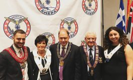 Carl Hollister Elected AHEPA's Supreme President at the 95th Convention in Orlando, Fla