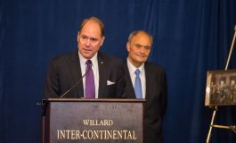 An interview with AHEPA's  New Leader, Carl R. Hollister
