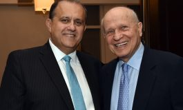 Nick Larigakis Celebrates 30th Anniversary with the American Hellenic Institute