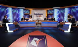 Anastasiades – Malas in a lively debate ahead of Sunday's run-off elections