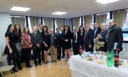 Memorial for the Late Educator Constantine Parthenis Held