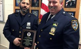 Extraordinary Act of Heroism by a Greek American officer Revealed at 111th NYPD Meeting