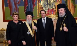 Archbishop Demetrios of America concluded visit to Cyprus