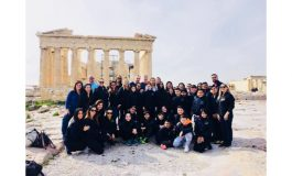 Greece Research Trip: Hellenic Charter School is in Greece!