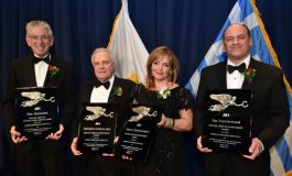AHI Hosts 43rd Anniversary Hellenic Heritage Achievement and National Public Service Awards Dinner