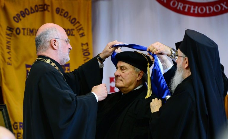 Archdiocese of America:  Render unto Caesar the things that are Caesar's;  And unto Brutus the things that are Brutus'  – A Commentary by Apostolos Zoupaniotis,  Publisher and Editor of GREEKNEWS