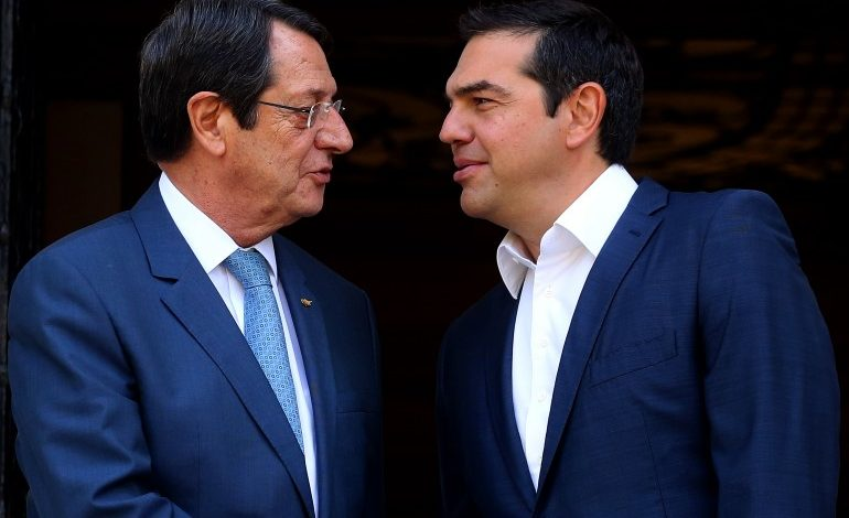 National issues and investments top Tsipras – Anastasiades agendas in New York