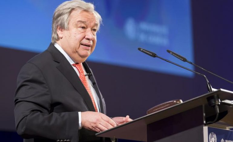 THE FULL TEXT OF THE GOOD OFFICES MISSION ON CYPRUS REPORT OF THE UN SECRETARY GENERAL