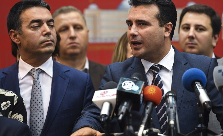 Zaev finds 80 votes to move on process to change FYROM's onstitution