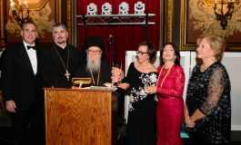 Archdiocesan Cathedral Philoptochos Honors Archbishop Demetrios at Annual Chrysanthemum Ball