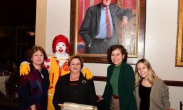 Ronald McDonald  House Greek Division's  Annual Christmas Dinner