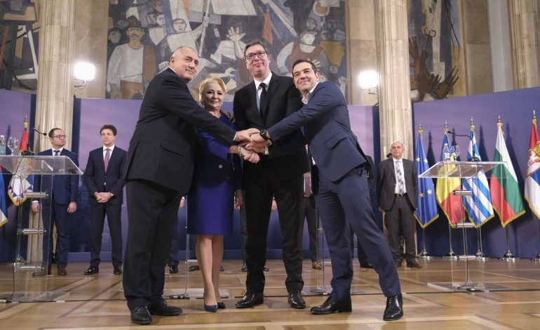 Leaders of Bulgaria, Greece, Romania  and Serbia to meet every three months at the Quadrilateral  Balkan Summit