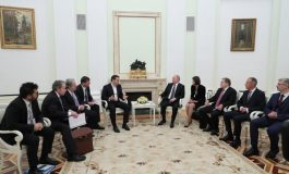 Prime Minister Tsipras' visit to Moscow a fresh start for relations with Russia