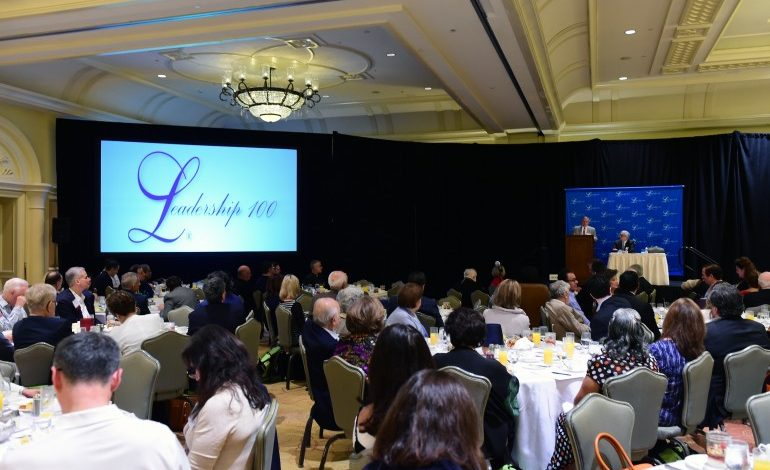 """Leadership 100"" Annual Conference at Boca Raton, Florida"