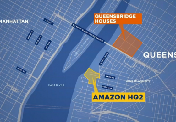 """Amazon """"New York HQ2"""" deal collapses, political battle begins"""
