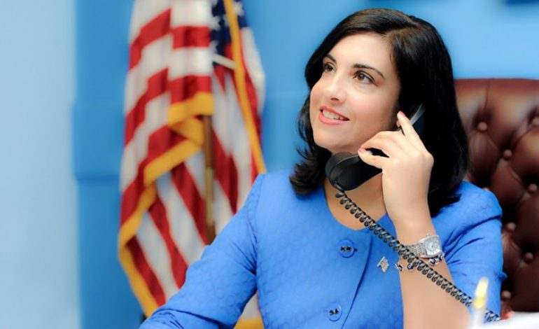 Nicole Malliotakis is running for New York's 11 th Congressional District seat