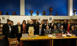"Greek Teachers ""Prometheus"" Symposium alerts Hellenes on the Genocide of Greeks of Asia Minor and Pontus"