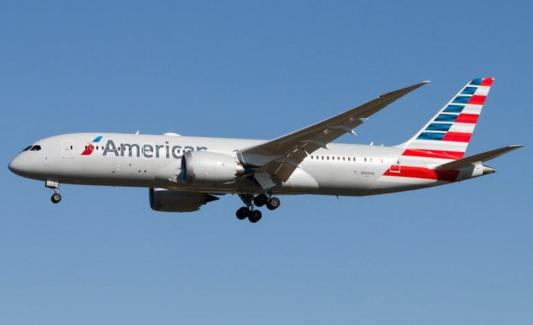 American Airlines to fly non-stop from Chicago to Athens