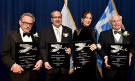 AHI Hosts 44th Anniversary Hellenic Heritage Awards Dinner