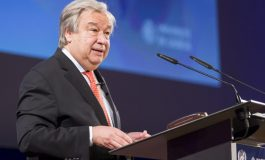 UN Secretary General says Lute will continue discussions despite low expectations for real progress