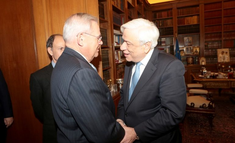 Menendez: Greece ready to play a renewed leadership role in the region