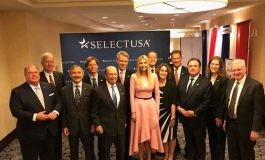 US Ambassador Pyatt praises Greek companies'  participation in 2019 SelectUSA Investment Summit