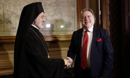 The message of Archbishop Elpidophoros from Athens: My priority is  to unite Greeks in the United States