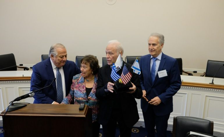 Members of Congress at 35th PSEKA Conference express strong support for EastMed Act