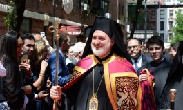Elpidophoros was enthroned as new Archbishop of America